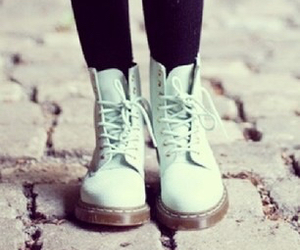 shoes, boots, and pastel image