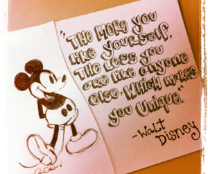 disney, quote, and mickey image