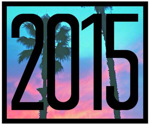 2015, new year, and summer image