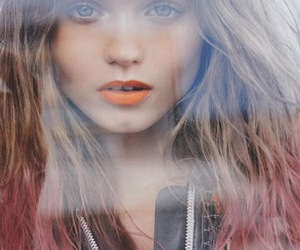 Abbey Lee Kershaw, model, and hair image