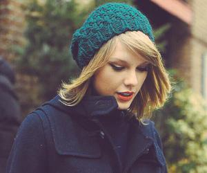 Taylor Swift, hair, and red image