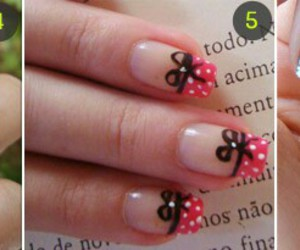 flowers, rio, and nail image