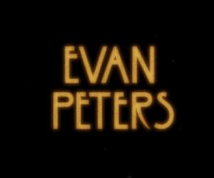 evan peters, american horror story, and asylum image