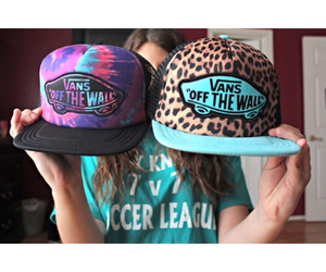 hat and vans image