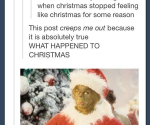 christmas, creepy, and same image