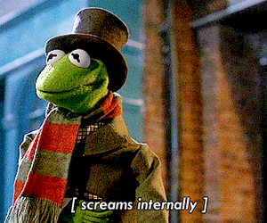 funny, kermit, and reaction image
