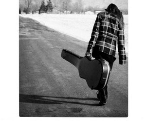 and, guitar, and music image