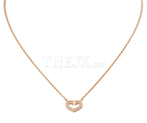 cartier, luxury, and cartier necklace image