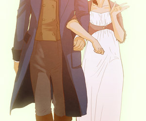 couple and pride and prejudice image