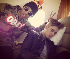 justin bieber, sleep, and justin image