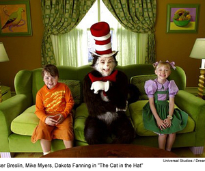beautiful, movie, and the cat in the hat image