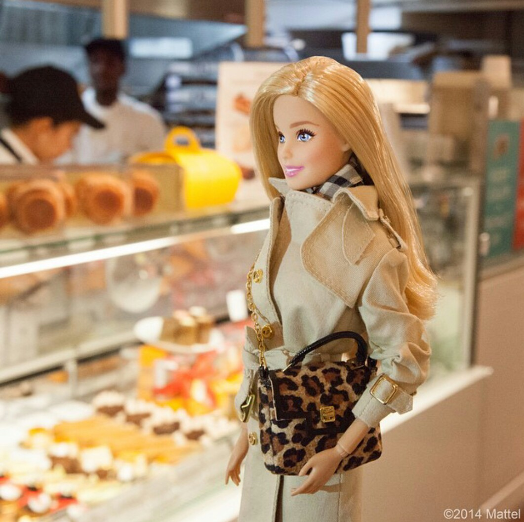 barbie and style image