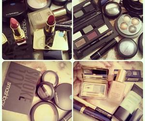 girl, Lipsticks, and mac image