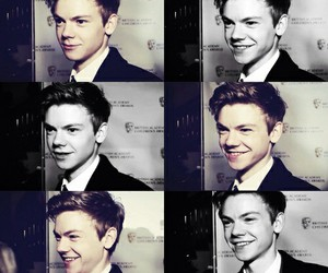 thomas sangster, maze runner, and thomas brodie-sangster image