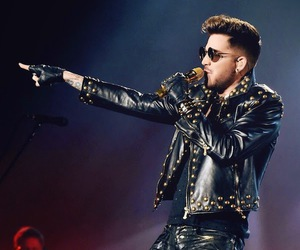 adam lambert, music, and Queen image