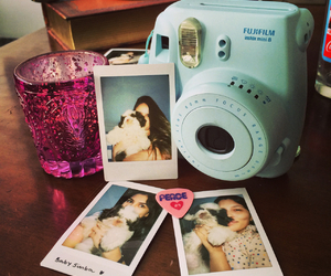 instax, lovely, and peace image
