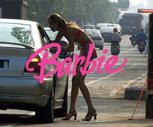 barbie, girl, and woman image
