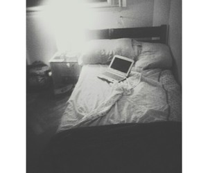 argentina, bedroom, and black and white image