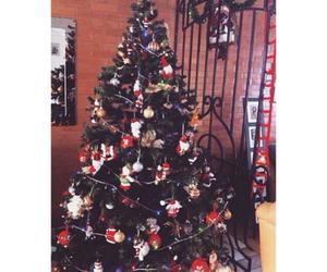 merry christmas, santa claus, and xmas image