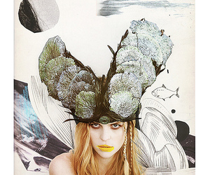 beauty, Collage, and fashion image