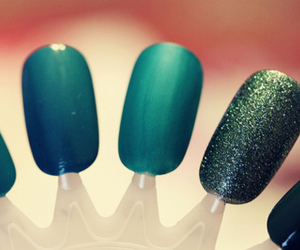 beauty, fashion, and nail polish image