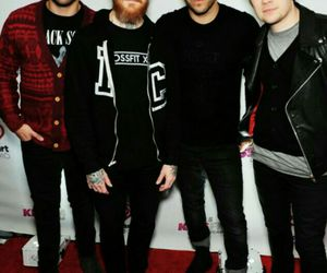 fall out boy, joe trohman, and FOB image