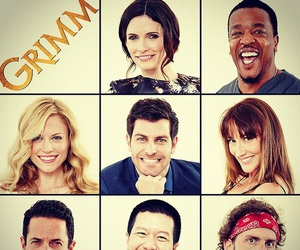 grimm, juliette, and russell hornsby image