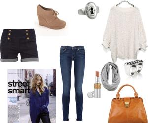 bag, fashion, and pants image
