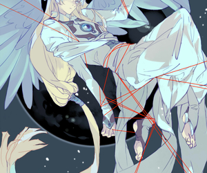 clamp, card captors sakura, and yue image