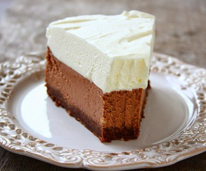 cake, delicious, and cheesecake image
