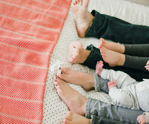family, feet, and future image
