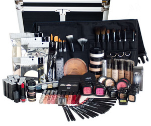 cosmetics, makeup, and NYX image