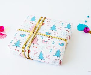 gifts, navidad, and xmas image