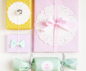 gifts, pink, and ideas image