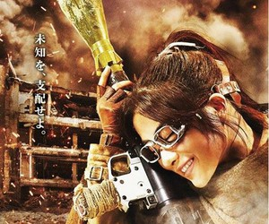 rocket, live action, and hanji zoé image