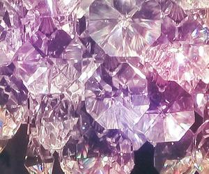diamond, crystal, and sparkle image