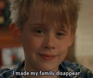 kevin, movie, and home alone image