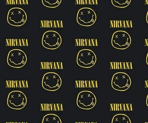 nirvana, wallpaper, and background image