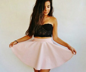 beautiful, outfit, and girlie image