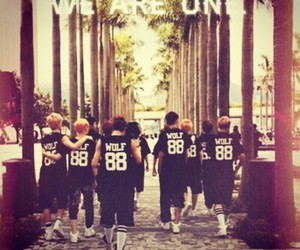 exo, together forever, and love image