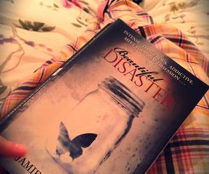 book, beautiful disaster, and travis maddox image