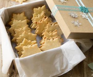 food, Cookies, and stars image