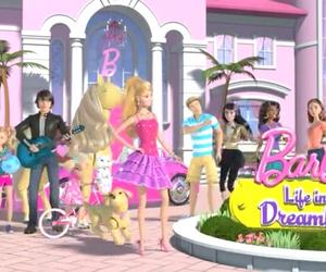 barbie, kawaii, and pink image