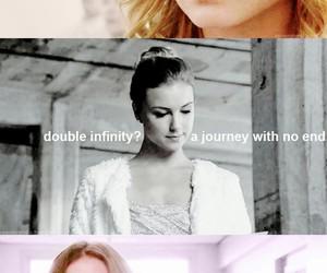infinity, journey, and life image