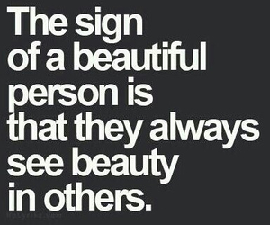 beauty, beautiful, and quote image