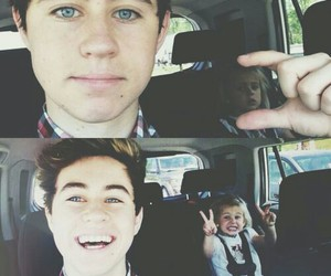 nash grier, magcon, and skylynn image