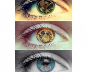 the hunger games, divergent, and the fault in our stars image