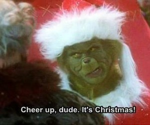 christmas and grinch image