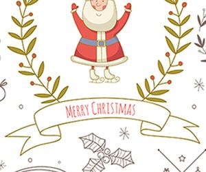 merry christmas. image