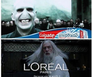 harry potter, voldemort, and silente image